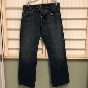 Men's 7 For All Mankind relaxed jeans